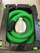 Festool Green Extraction Hose Sleeve Cover - Fits Plug-It Cable