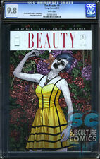 BEAUTY #1 - CGC 9.8 - SOLD OUT - FIRST PRINT - FEW CERTIFIED - NEW SERIES