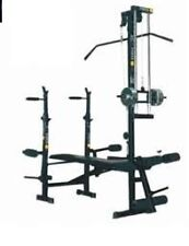 A R FIT 20 IN 1 GYM BENCH 2*2 PIPE BEST QUALITY MULTI EXERCISE home gym