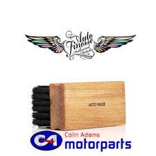 Auto Finesse Upholstery Brush - Interior Scrub Brush - Bristle - Fabric Cleaner