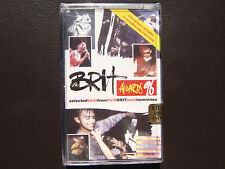 the BRIT Awards 1996 AUDIO CASSETTE Sealed feat Oasis, Blur, Radiohead, Garbage
