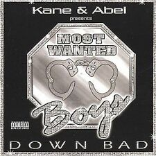 Down Bad [PA] by Most Wanted Boys (CD, Oct-2001, Mos...