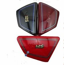 4 Colors ABS Battery Side Cover for SUZUKI GN125