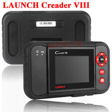 Original LAUNCH X431 CREADER VIII Code Reader Auto Scanner Car Diagnostic Tool