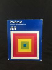 Polaroid 88 Square Polacolor Color Pack Peel-Apart Instant Film - Rare