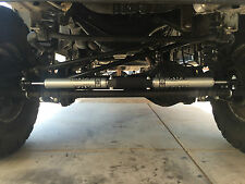 FOX 2.0 Dual Steering Stabilizer Kit For a Lifted Ford 2005-2016 F-250 F-350