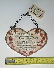 Nan You Are So Special Plaque Sign Christmas Gift Ideas for her Grandparents
