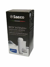 Original Saeco Brita Intenza+ Water Filter, sw 21002050 Lime Descaling Filter