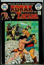 DC Comics KORAK Son Of Tarzan #56 FN+ 6.5