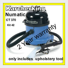 car wash equipment,numatic  carpet upholstery cleaner,2 year warranty