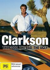 The Clarkson - The Good The Bad And The Ugly [ DVD ] Region 4, Fast Post...7816