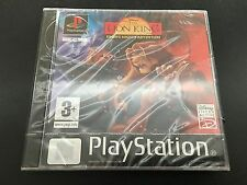Disney's le roi lion simba's mighty adventure PlayStation 1 PS1 neuf scellé