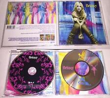 Britney Spears 2001 Britney Taiwan 2nd Special Limited Edition CD + VCD