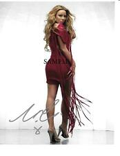 MARIAH CAREY #6 AUTOGRAPHED REPRINT PHOTO PICTURE SIGNED 8X10 CHRISTMAS GIFT RP