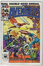 AVENGERS Annuals 1985-93 LOT (7) Thor Captain America Skrulls Byrne Ditko Janson
