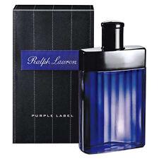 Ralph Lauren Purple Label Cologne Eau de Toilette 4.2 oz/125 ml Fresh Mfr Date