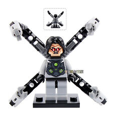 Doctor Octopus Otto  The Avengers Spider-Man Blocks Minifigures Kids Toys Gifts