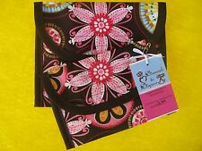 Carnival Bloom Reusable Lunch Bag Set of 2 - Snack and Sandwich Size