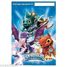 SKYLANDERS BIRTHDAY PARTY supplies (TREAT BAGS)  **FREE SHIPPING**