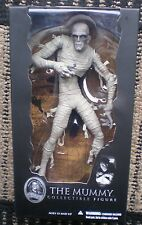 "MEZCO UNIVERSAL STUDIOS THE MUMMY COLLECTIBLE 10"" ACTION FIGURE - NEW IN BOX!"