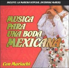 FREE US SH (int'l sh=$0-$3) NEW CD Mariachi Santa Cecilia: Musica Para Una Boda