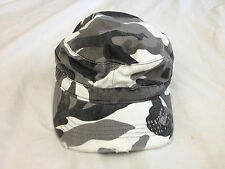 US G.I. ARMY HATS - Patrol cap - grey - camoflage - military - Touch & Go - 56cm