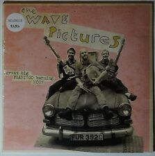 The Wave Pictures - Great Big Flamingo Burning Moon LP/CD NEU/SEALED