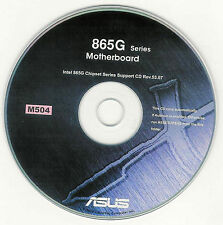 ASUS P5P800-MX  Motherboard Drivers Install  M504