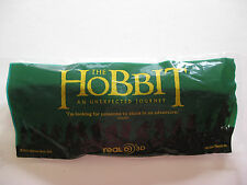 COLLECTIBLE ~ SEALED The Hobbit AN Unexpected Journey RealD 3D Glasses