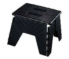 Folding Foldable Step Stool Handy Helper Easy Store Stepping Up Sitting Down