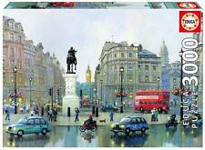 EDUCA JIGSAW PUZZLE LONDON CHARING CROSS ALEXANDER CHEN 3000 PCS #16779