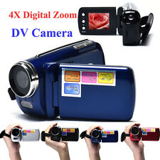 Mini 1.8inch 1080P FHD TFT 4X Digital Zoom Video Digital Camera DV Camcorder Cam