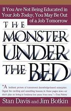 The Monster Under The Bed Davis, Stan Paperback