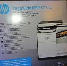 Brand NEW HP PageWide MFP 377dw Color All-in-One Printer J9V80A FACTORY SEAL