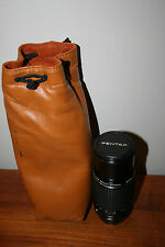 Pentax-M Zoom Lens SMC 1: 4.5 80mm-200mm ASAHI OPT. CO. Japan with Soft Case