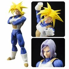 S.H. Figuarts Dragon Ball Z Trunks Super Saiyan Figure TOY COSMOS GUARANTEE