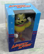 Mighty Mouse Vinyl Figure Toy from Dark Horse Deluxe Factory SEALED MIB VHTF