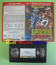 film VHS MONDOCORSE CLASSE 250 SUPERCROSS 2002 CINEHOLLYWOOD 8541 (F63) no dvd