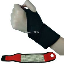 Weight Lifting Wrist Wraps Bandage Hand Support Straps Brace Band Gym Training