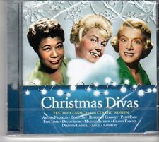 (EU382) Christmas Divas - 2011 Sealed CD