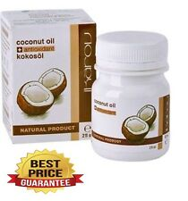 100 % Pure ESSENTIAL Coconut Oil Face Hair Body Moisturiser + Antioxidant