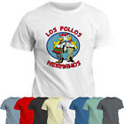 Breaking Bad Los Pollos Hermanos T-Shirt |Tee Top | Gift T Shirt | TV Show