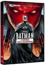 Batman  Under the red hood  DC Zeichentrick Batman  neu