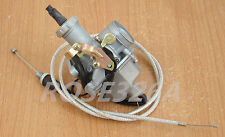 Carburetor W/ Throttle Cable For Honda CM185 CM185T Twinstar Carb 1978-1979