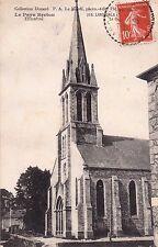 LANGOURLA 316 l'église coll douard timbrée 1910