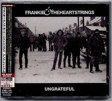 FRANKIE & THE HEARTSTRINGS Ungrateful Japan only 8-trk promo sample CD SEALED