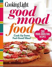 COOKING LIGHT GOOD MOOD FOOD 200 LIGHT RECIPES 352 PAGES WITH PICTURES NEW