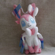 "NEW POKEMON PINK EEVEE SERIES  Sylveon 8"" Stuffed Plush"