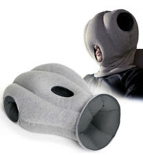 Ostrich Sleeping Napping Travel Pillow Head Neck Rest Support Cushion Microbead