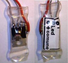 Sensore Crepuscolare in miniatura 12v per luci natale , striscia led , faretto
